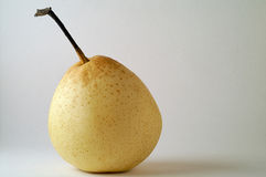 Nashi (chinese) pear Royalty Free Stock Photography