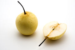 Nashi pear Stock Photo