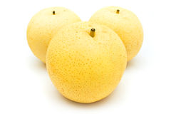 nashi pear Obraz Royalty Free