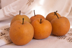Nashi Pears Stock Photography