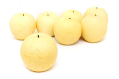 Nashi Pears Royalty Free Stock Photo