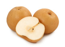 Free Nashi Pears Royalty Free Stock Images - 8046839