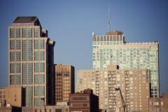 Nashville Śródmieście fotografia stock