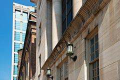 Nashville-Architektur lizenzfreies stockfoto