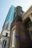Nashville-Architektur lizenzfreie stockbilder