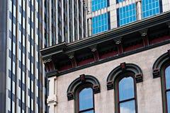Nashville arkitektur royaltyfri fotografi