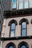 Nashville arkitektur arkivbild