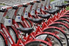 Nashville B Cycle Program Stock Image