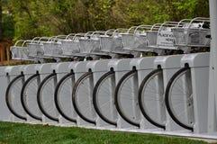 Nashville B Cycle Program Stock Photos