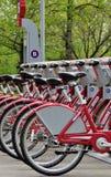 Nashville B Cycle Program Royalty Free Stock Images