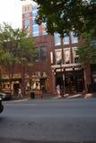 Nashville céntrica TN Fotografía de archivo libre de regalías