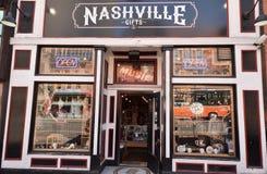 Nashville gåvor, Nashville, TN royaltyfri foto