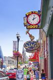 Nashville Honkey Tonk bary fotografia stock