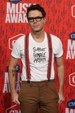 Bobby Bones. NASHVILLE - JUN 5: Bobby Bones attends the 2019 CMT Music Awards at the Bridgestone Arena on June 5, 2019 in Nashville, Tennessee royalty free stock photo