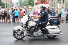 Nashville - Opening parade of the CMA Stock Image