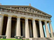 Nashville Parthenon Royaltyfria Foton