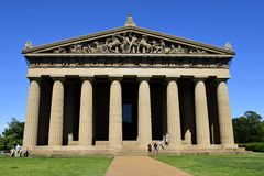 nashville parthenon Obraz Royalty Free