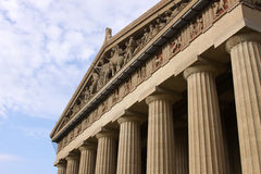Nashville Parthenon Royalty Free Stock Photography