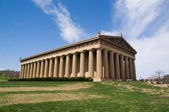 nashville parthenon Tennessee Obraz Royalty Free