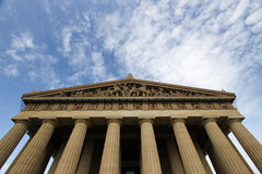 Nashville Parthenon, Tennessee Royalty Free Stock Photos