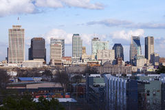 The Nashville skyline Stock Images