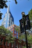 Nashville AT&T budynek Obraz Stock