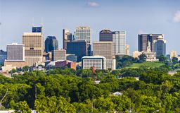 Nashville Tennessee stock photography