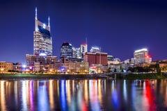 Nashville Tennessee Arkivbilder