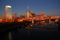 nashville Tennessee zdjęcie stock