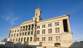 Nashville, Tennessee - capitolio del estado imagenes de archivo
