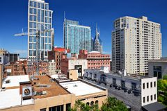 Nashville Tennessee Royalty Free Stock Image