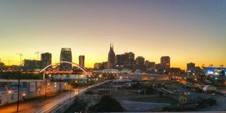 Nashville, Tennessee Royalty Free Stock Photo