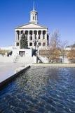 Nashville, Tennessee - het Capitool van de Staat Stock Foto's
