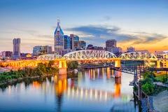 Nashville, Tennessee, los E.E.U.U. Fotografía de archivo libre de regalías