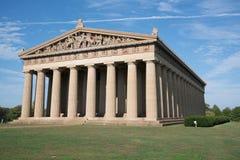 Nashville Tennessee Parthenon Royaltyfri Foto