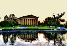Nashville Tennessee Parthenon Museum Royalty Free Stock Photo