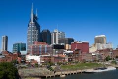 Nashville Tennessee Skyline Stock Images