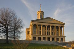 Nashville, Tennessee - State Capitol Stock Images