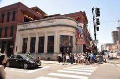 Nashville Tennessee Tourist stockfoto