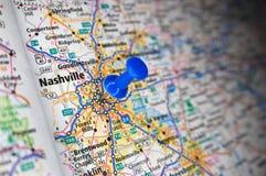 Nashville, Tennessee fotos de archivo
