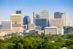 Nashville, Tennessee, USA Stock Photography