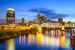 Nashville, Tennessee, USA Royalty Free Stock Photo