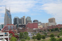 Nashville, Tennessee USA Royalty Free Stock Photo
