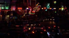 Nashville Timelapse stock video footage