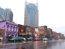 Nashville, TN immagini stock libere da diritti