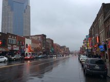 Nashville, TN Royalty Free Stock Photos