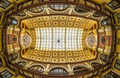 Union Station Hotel Nashville Royalty Free Stock Photography