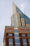 Nashville van de binnenstad royalty-vrije stock fotografie