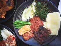 nasi τροφίμων lelapan Στοκ Εικόνες