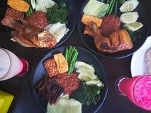 nasi τροφίμων lelapan Στοκ φωτογραφίες με δικαίωμα ελεύθερης χρήσης